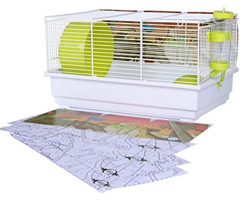 Voltrega 113BP Käfig Hamsters