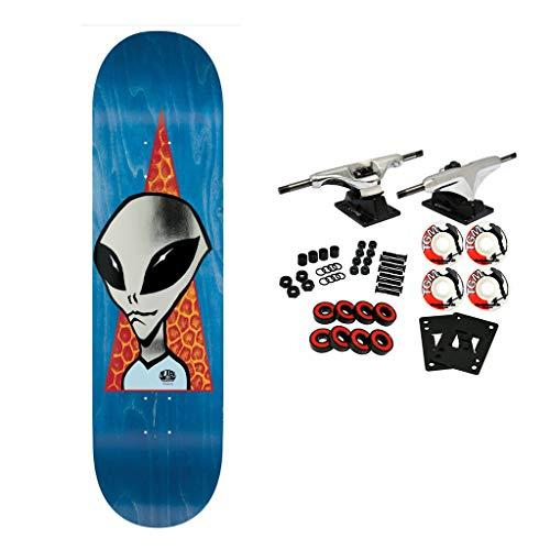 /Old School lorsquSkateboard Autocollant/ Skate board BMX Guitare Reg Alien Workshop/ /8/cm de largeur env