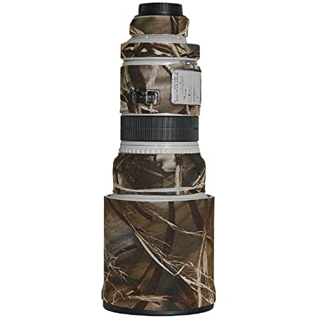 lenscoat LensCoat Lens Cover for Canon 300 f//2.8 is II Camouflage Neoprene Camera Lens Protection Sleeve Realtree AP Snow