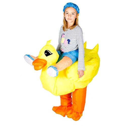Bodysocks® Costume Gonfiabile da Anatra per Bambini