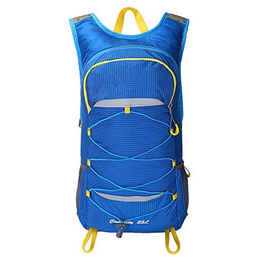 ZSTY Outdoor Leisure Tas, Outdoor Riding Bag Sport Rugzak Fietstas om regenhoes te sturen, Geschikt voor hardlopen, wandelen, Camping, Fietsen