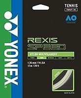 ヨネックス(YONEX) テニス ストリング レクシススピード125 ホワイト 12m TGRSP125