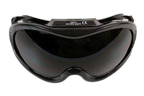 Laser 6724,Schutzbrille für Schweißen, mit breitem Sichtwinkel