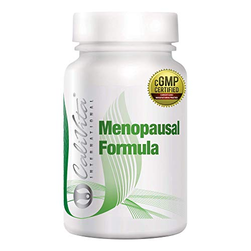 Menopausal Formula - All Natural Menopause Relief Supplements for Women - Mood Booster - with Dong Quai, Black Kohosh, Licorice, Twin Berry - Phytoestrogens - 135 Capsules