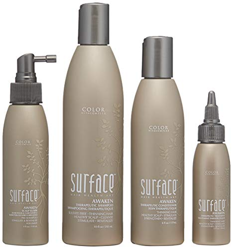 Price comparison product image Surface Hair Awaken Advanced Therapeutic Treatment System,  Thinning Hair Box Set