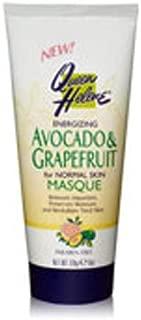 QUEEN HELENE Masque, Avocado & Grapefruit 6 oz (Pack of 3)