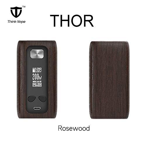 Think Vape Thor 200W Akkuträger, Design:Rosewood