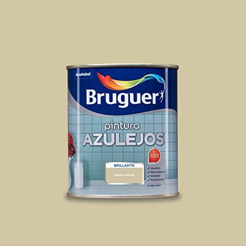 Bruguer Esmalte para Azulejos Brillante Beige Avellana 750 ml