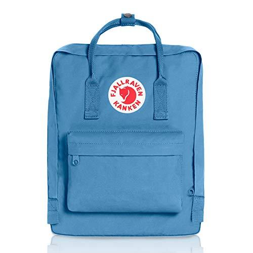Fjällräven Unisex Notebooktasche Kanken, Air Blue, 13 x 27 x 38 cm, 16 Liter, 23510