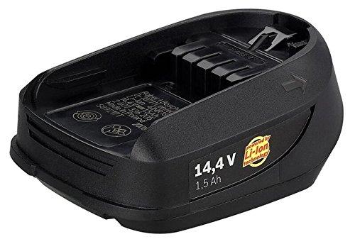 Bosch 14,4 Volt Ersatz Akku (Zubehör für Elektrowerkzeuge von Bosch für Heimwerker und Garten)