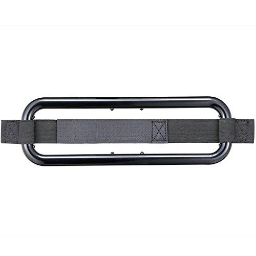 ナポレックス 車用 ティッシュカバー/ホルダー (サンバイザー/ヘッドレスト兼用) 純正感覚 ブラック 面ファスナーとゴムバンドで簡単取付 NAPOLEX JK-61
