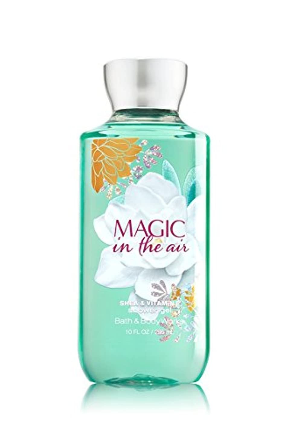 動機付けるハブブぼかし【Bath&Body Works/バス&ボディワークス】 シャワージェル マジックインザエアー Shower Gel Magic in the Air 10 fl oz / 295 mL [並行輸入品]
