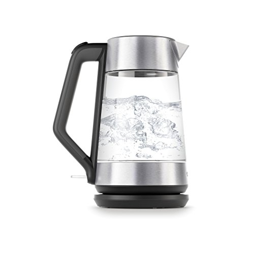 OXO On Cordless Glass Stainless Steel Electric Kettle $63.99