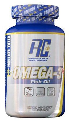 RCSS Omega-3 XS Essentielle Aminosäure Fettsaäure Vitamine Mineralien Fish Oil Supplement 120 Kapseln