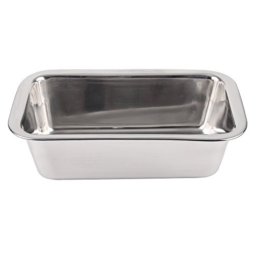 small stainless steel loaf pan - 2