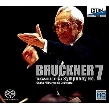 Bruckner : Symphony No.7 [Ed. Haas]
