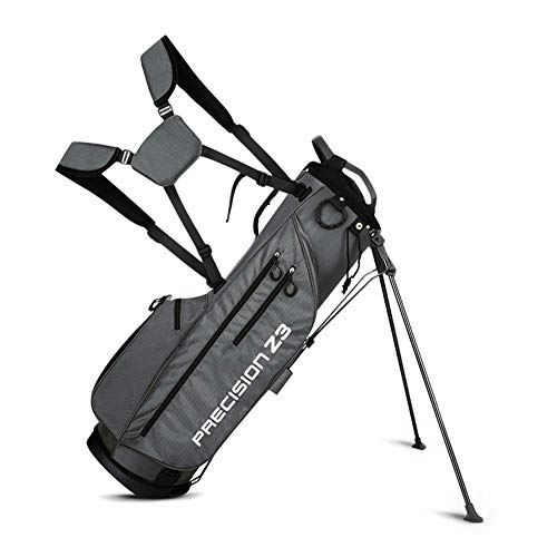 Ultra-lightweight golf club travel bag set with wh WZP-Lightweight Golf Stand Bag,Easy to Carry & Durable Pitch Golf Bag for Golf Course & Travel With Soft Padded Shoulder Strap Easy to carry and dura