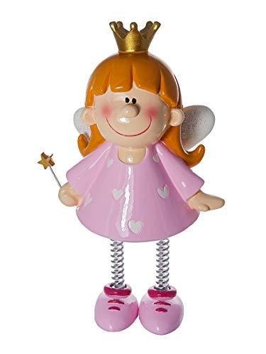 Tirelire pour Enfants Princesse des Fées Cadeau pour Fille ou Petite Fille