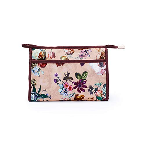 Essenza Rosa Fleur Toilet Bag Toilettas Medium
