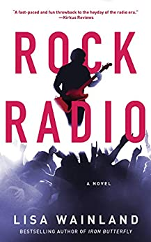 Rock Radio by [Lisa Wainland]