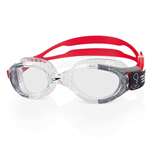 ENG Goggles, HD Anti-Fog Waterproof Swimming Goggles Ms. Adult Large Frame Comfortable Swimming Goggles Colorado