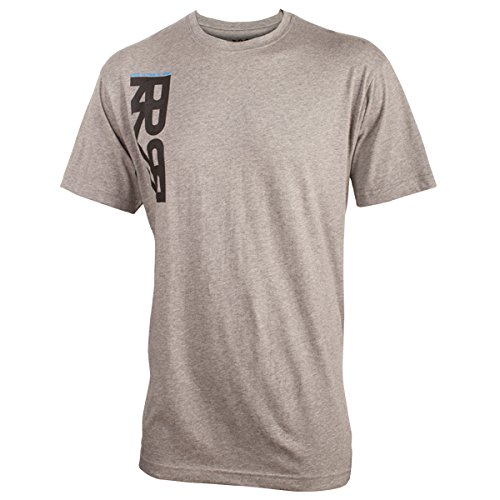 Royal Racing T- Shirt Crown-Gris-XXL Homme, FR (Taille Fabricant : 2XL)