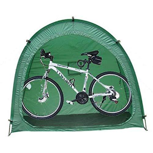 HYM Fahrrad-Zelt im Freien Mountainbike Startseite Sundries Abstellraum Persenning 200x165x85cm