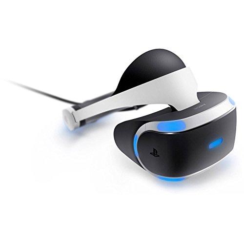 Sony PlayStation 4 VR Headset CUH-ZVR1 (Renewed)