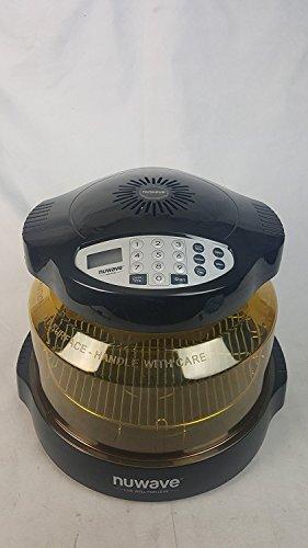 Nuwave Oven Pro Plus 20601 Upgraded Shatter Resistant Dome (Black)