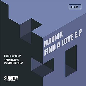Find A Love E.P