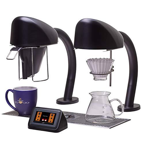 Review Curtis SERA2B Seraphim Twin Black Single Cup Undercounter Coffee Brewer