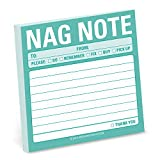 1-Count Nag Note Sticky Notes, Honey-Do List Sticky Notes, 3 x 3-inches each
