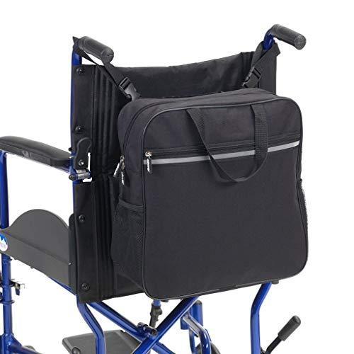 MYTOGO Rollstuhl Tasche, große kapazität tragbaren reißverschluss Einkaufstasche, geeignet für die meisten Roller, Wanderer, rollstühle, Walking Frame