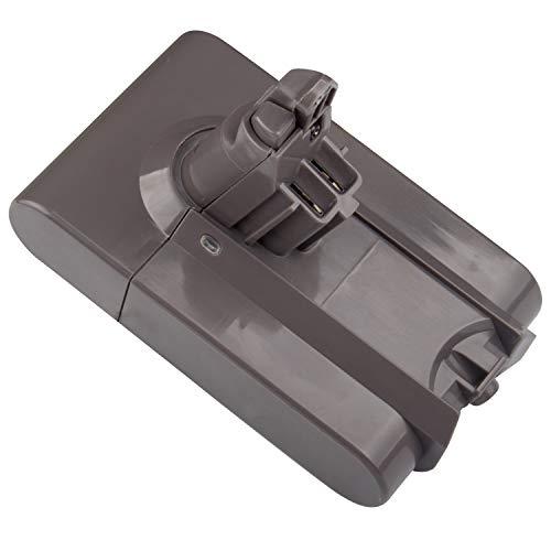 ARyee 21.6V Li-Ion Batteria Compatibile con Dyson V6 SV03 SV06 DC58 DC59 DC61 DC62 Aspirapolvere Portatile