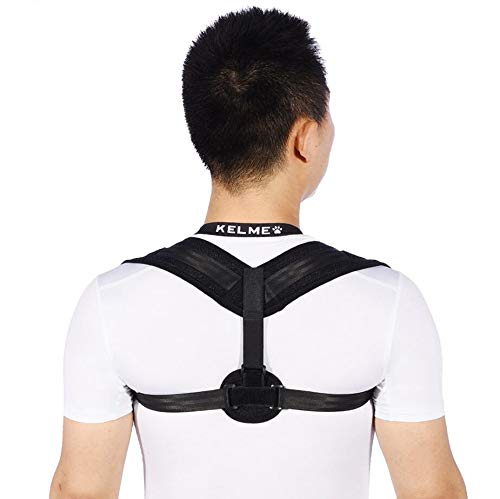SGLL Körperhaltung-Korrektor für Männer und Frauen, Verhindern von Slouching   Unter Kleidung Obere Rückenstütze   Einstellbare Größe