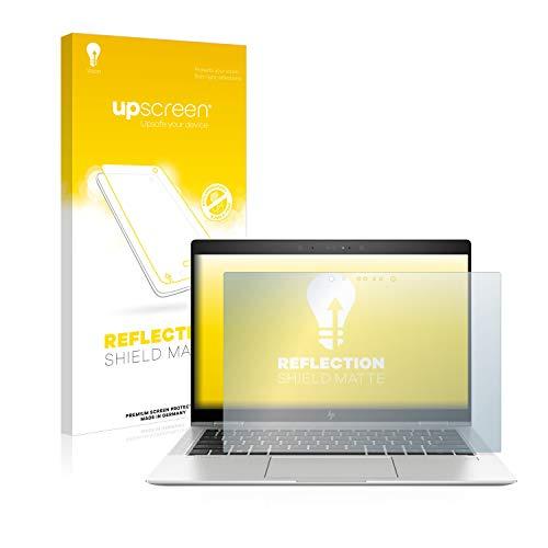 upscreen Entspiegelungs-Schutzfolie kompatibel mit HP EliteBook x360 1030 G3 – Anti-Reflex Bildschirmschutz-Folie Matt