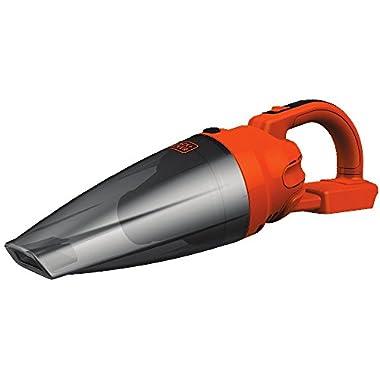 BLACK+DECKER BDH2000SLB 20V MAX Lithium Bare Hand Vacuum