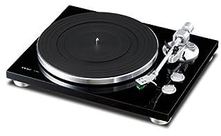 con un design elegante questo dispositivo permette di trasferire la musica dal vinile al pc ingresso usb per i dispositivi mobile