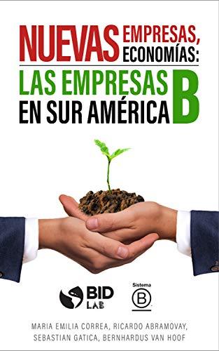 Portada del libro Nuevas empresas, nuevas economías de Maria Emilia Correa