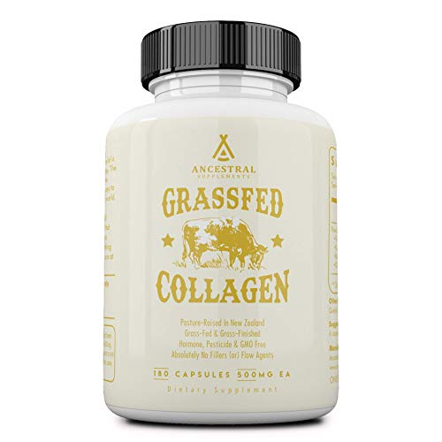 Ancestral Supplements Grass Fed (Living) Collagen review