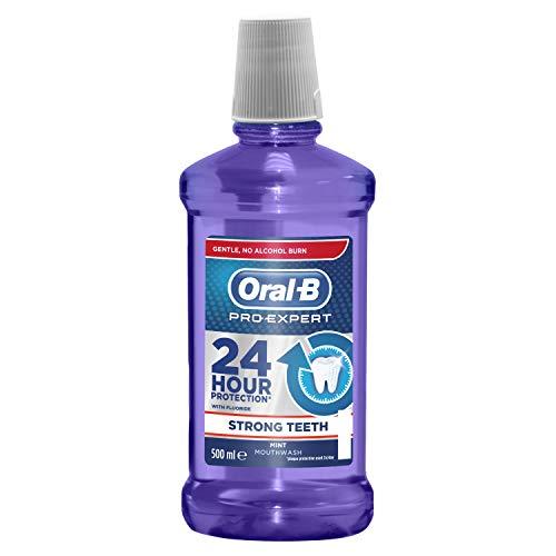 Oral-B Pro-Expert Strong Teeth Munskölj 500ml, Mintsmak