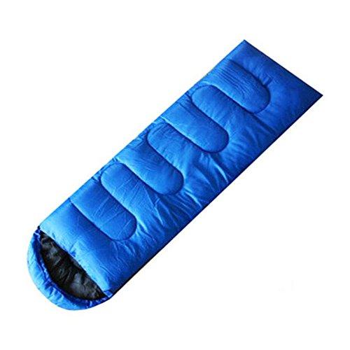 Black Temptation Multi-Fonction Camping randonnée Sacs de Couchage Accessoires Tapis - Bleu Royal