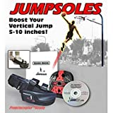 Jump Sole (medium Size 8-10) - Jumpsole - Shoes with a Platform to Increase Your...