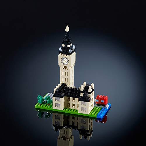 Brixies - 410047 - Jeu de construction 3D-Motif - Big Ben