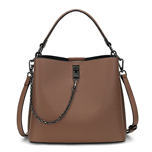 Yaluxe Womens Satchel Purses and Handbags Shoulder Bags Designer Top Handle