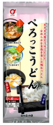 小山製麺 ぺろっこうどん 200g×20個