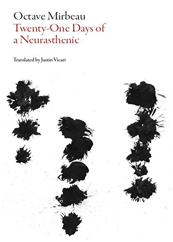 Image of 21 Days of a Neurasthenic (French Literature)