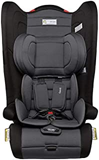 InfaSecure Comfi Astra Convertible Booster Seat for 6 Months to 8 Years, Grey