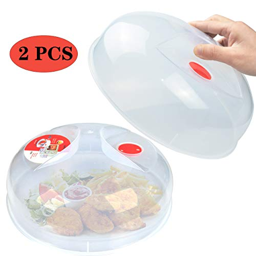 Microwave Plate Cover for Food Large Easy...