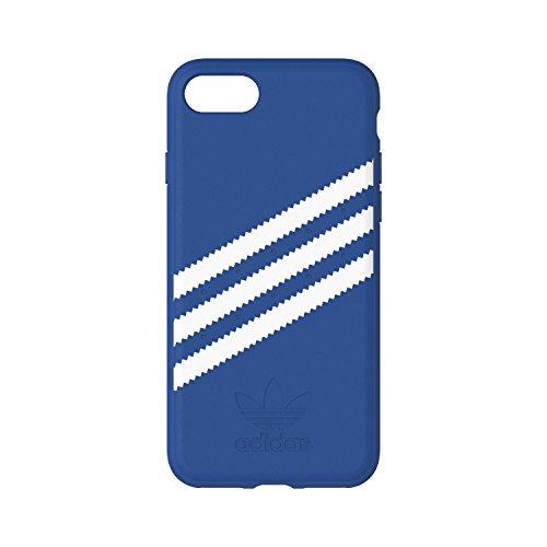 adidas Originals Moulded Case Handyhülle für Apple iPhone 6/6S/7/8 - Blau/Weiß Blue/White